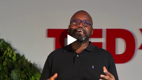 TEDxLagos: An economy rescued by startups - Chika Nwobi