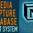 Notion Media Capture Database + Course Database | Vault System