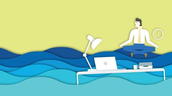 Im Büro ist alles im Flow: Künstliche Intelligenz soll den Arbeitsalltag erleichtern