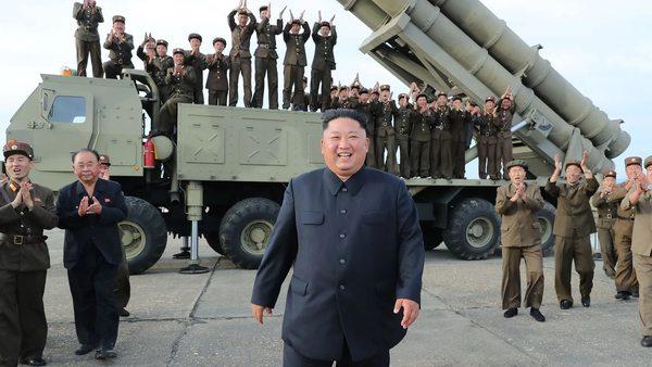 Ist Kim Jong Un nur dick und doof?