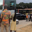 Bus driver in trouble after 'scratching' Kennedy Agyapong's Escalade