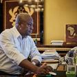 Less than half of Ghanaians think Mahama deserves a return as president: poll