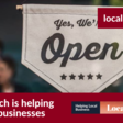 How Big Tech is helping small local businesses.