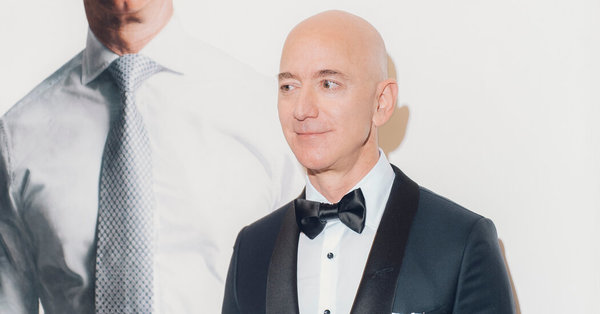 Jeff Bezos Cast in a Role He Never Wanted: Amazon's D.C. Defender