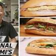Vietnam's Banh Mi sandwich per region