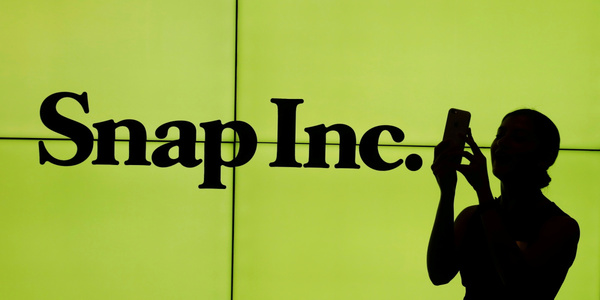 Snap drops 11% as user growth disappoints in Q2 2020