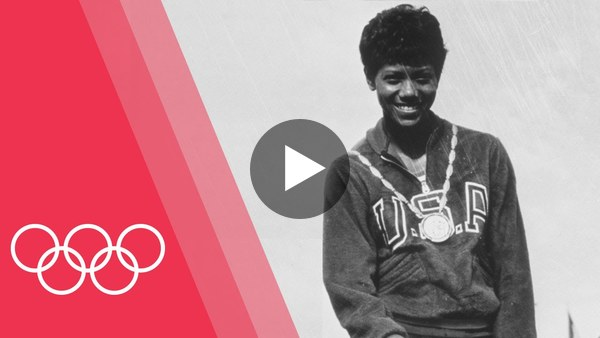 Wilma Rudolph – Olympic Story