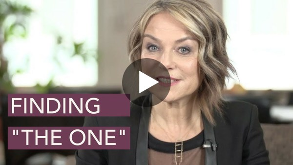 """Finding """"The One"""" - Esther Perel"""