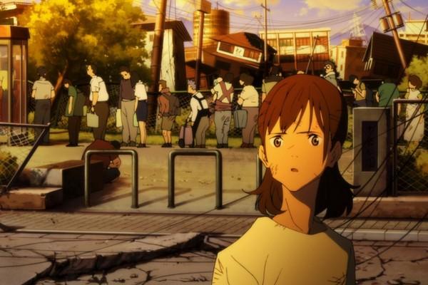 'El hundimiento de Japón: 2020': el otro 'colapso', animado y de Netflix