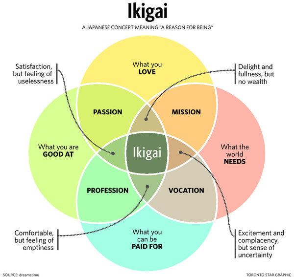 Ikigai – a formula for successful agile team leadership