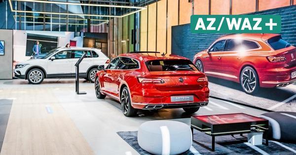 Touareg R, Tiguan und Arteon: Neue Fahrzeugausstellung in der Autostadt