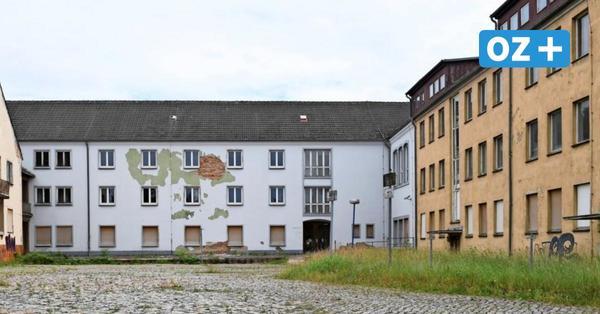 Was wird aus der einst größten Schwesternschule der DDR in Stralsund?