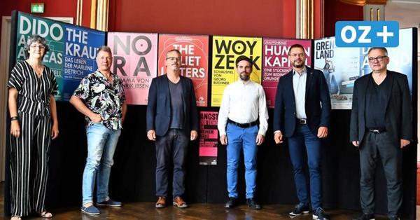 Schauspiel in Corona-Zeiten: Theater Vorpommern startet in geteilte Spielzeit
