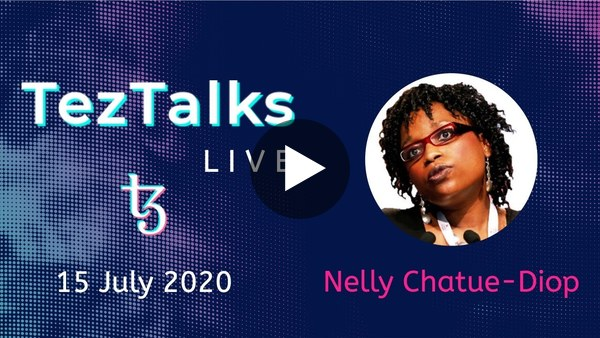 TezTalks Live #7 - Tezos West Africa