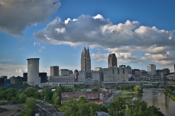 Cleveland, Ohio. Photo by Stephen Leonardi on Unsplash