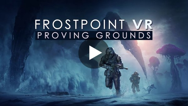 Frostpoint VR: Proving Grounds is InXile's next VR game.