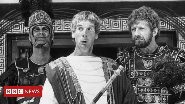 Why Monty Python's Life of Brian, once rated X, is now a 12A | BBC News