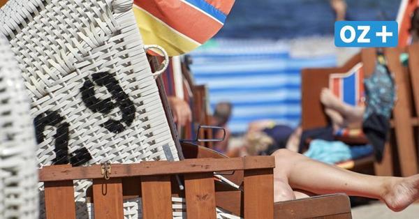 Das Wetter für Ihre Urlaubsregion in MV: Bis zu 30 Grad am letzten Ferienwochenende