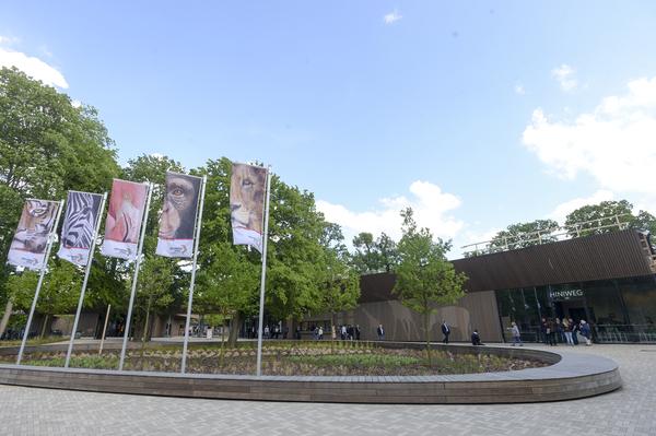Der Zoo in der Eilenriede ist überregionales Ausflugsziel in Hannover. Foto: Samantha Franson