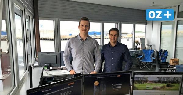 Wismar: Junge Gründer machen Firmen fit fürs digitale Geschäft