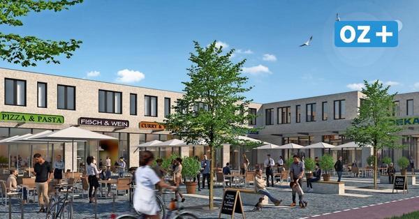 Wismar: Neues Einkaufszentrum für 35 Millionen Euro