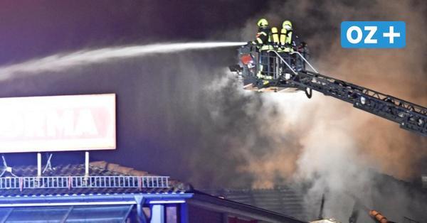 Norma-Einkaufsmarkt in Wismar angezündet: So lange muss der Brandstifter ins Gefängnis