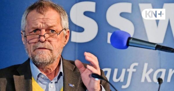 SSW-Chef Meyer zieht sich aus dem Landtag zurück