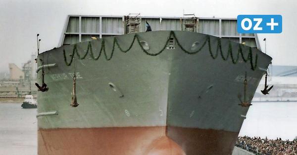 Diese Schiffe wurden seit 1950 in Wismar gebaut