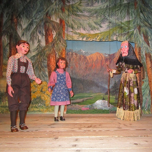 Die Marionetten sind los. Foto: FV MItteldeutsches Wandermarionettentheater e.V.
