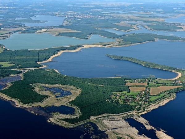 Lausitzer Seenlandschaft. Foto: foto-radke@gmx.de