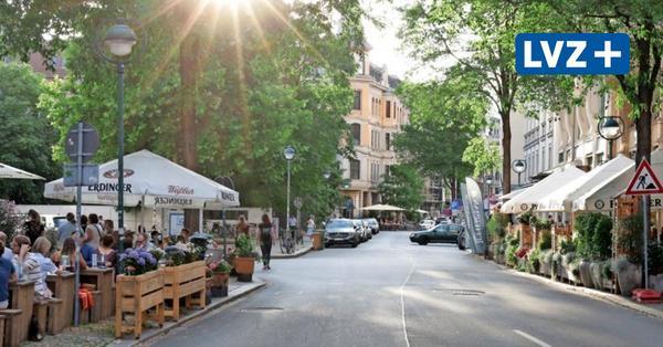 Leipzig: Wer profitiert von der Freisitzmeile Gottschedstraße?