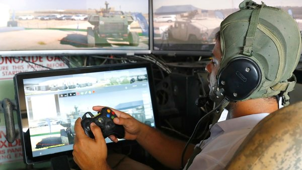 Israel wants to use Xbox controllers in its tanks, which is horrifying