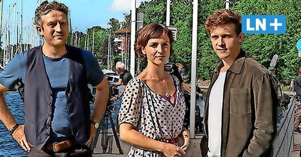 Neustadt: ZDF-Dreharbeiten für Herzkino-Serie Katie Fforde an der Ostsee