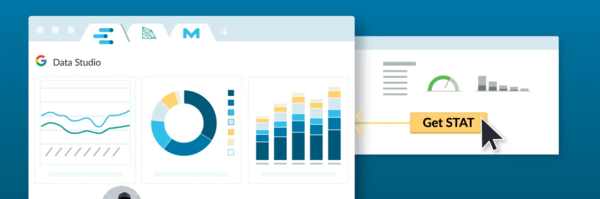 6 Connectors to Spice Up Your Reporting: Introducing Google Data Studio Connectors for STAT