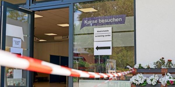 Die Tests fanden im Projekthaus am Schlaatz statt. Foto: Varvara Smirnova