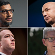 Congress grilled the CEOs of Amazon, Apple, Facebook and Google. Here are the big takeaways