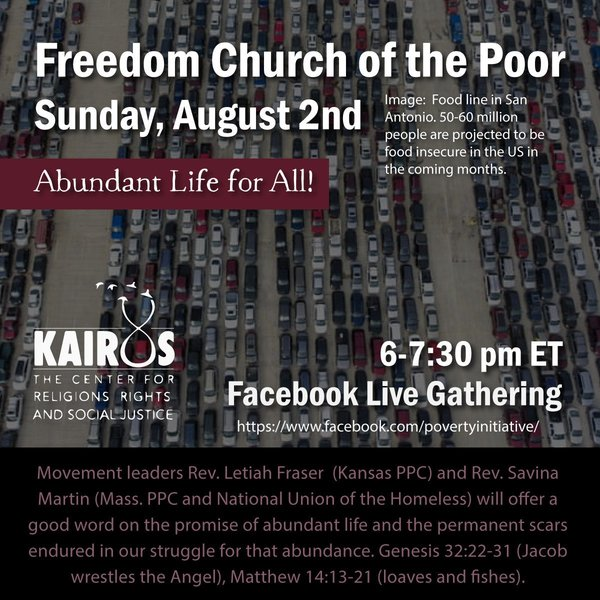 Freedom Church of the Poor - Challenging Distorted Theologies of Empire