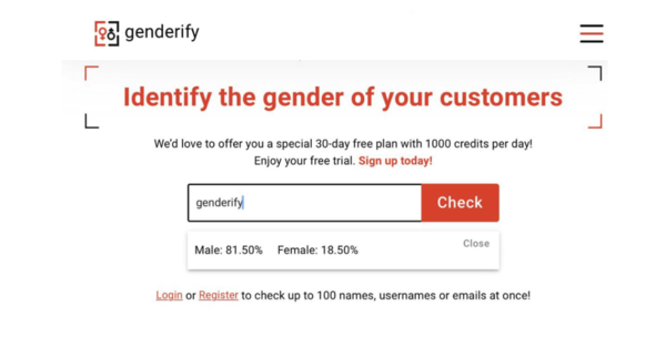 AI-Powered 'Genderify' Platform Shut Down After Bias-Based Backlash