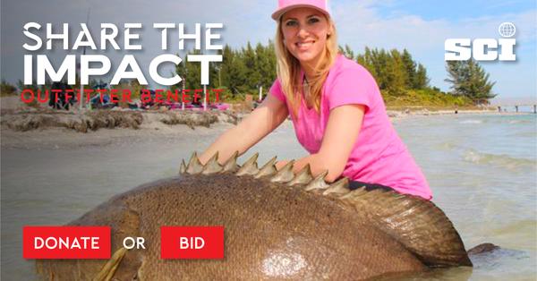 Florida fishing with Larysa Switlyk