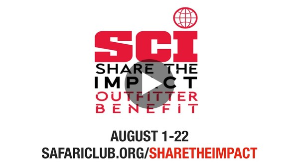 SCI Share The Impact Outfitter Benefit