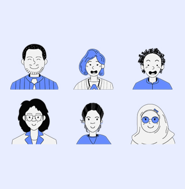 Free Avatar Illustrations: Download Free Avatars For Your Website Or App