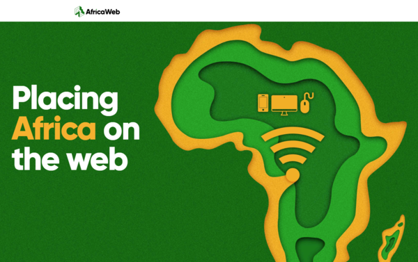 Click to learn more about AfricaWeb