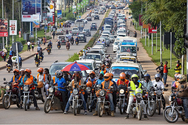 Shock for SafeBoda, others as Uganda shifts goalpost and chains bike transport