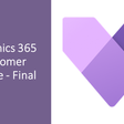 Dynamics 365 Customer Service – The Solution