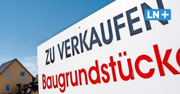 Baugrundstücke: Wo in Lübeck gibt es Platz für Einfamilienhäuser?