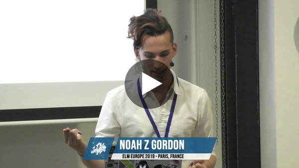 Noah Z Gordon - Using Elm to Make Interactive, Generative Art - Elm Europe 2019