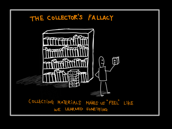 The Collector's Fallacy