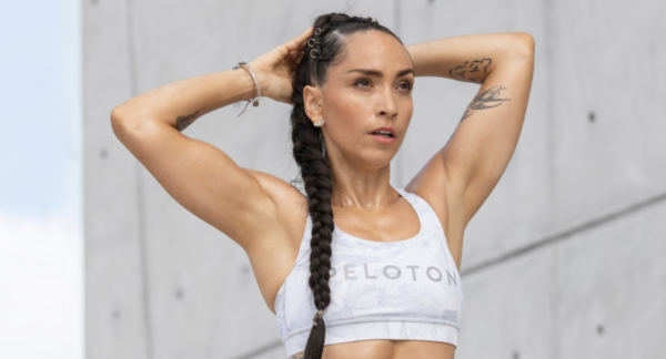 """Peloton's Robin Arzon on changing careers: """"Say yes before you think you're ready."""""""