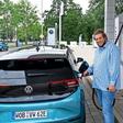 Testfahrt durch Wolfsburg: So viel Spaß macht der neue ID.3