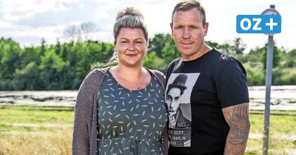 """""""Den hätte niemand mehr gefunden"""": Paar rettet im Conventer Moor versunkenen Jungen"""